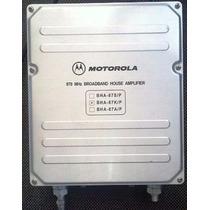 Amplificador Televisión Motorola Bha-87k/p 870mhz
