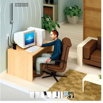 Antena Exterior Omnidireccional 12dbi 2.4ghz Wifi Redes Red