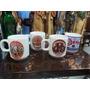 Vaso Colección Antiguo Marca Corona De Cerveza En Porcelana