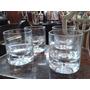 Vaso En Cristal Para Whiskey Importado Macizo Precio X C/u