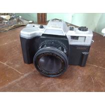 Camara De Coleccion Canon T 90 Antigua Completa