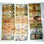Colombia Billetes Lote 20 -usados-+obsequio Poster Billetes