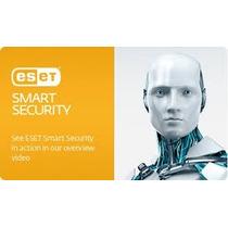 Licencia Eset Smart Security V8 1 Año X 1 Pc Windows