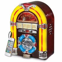 Equipo De Sonido, Rockola Cd,am/fm,mp3,smartphone Crosley