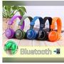 Audifonos Inalambricos Bluetooth Nia Micro Sd Mp3 Radio Fm