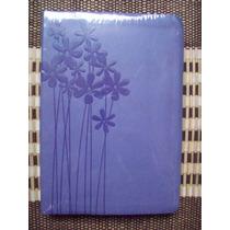 Biblia Tamaño Personal Lilas En Flor Rvr60 Imitacion Piel