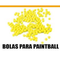 Bolas Para Paint Ball Excelente Calidad Bolsa X 500 Unidades