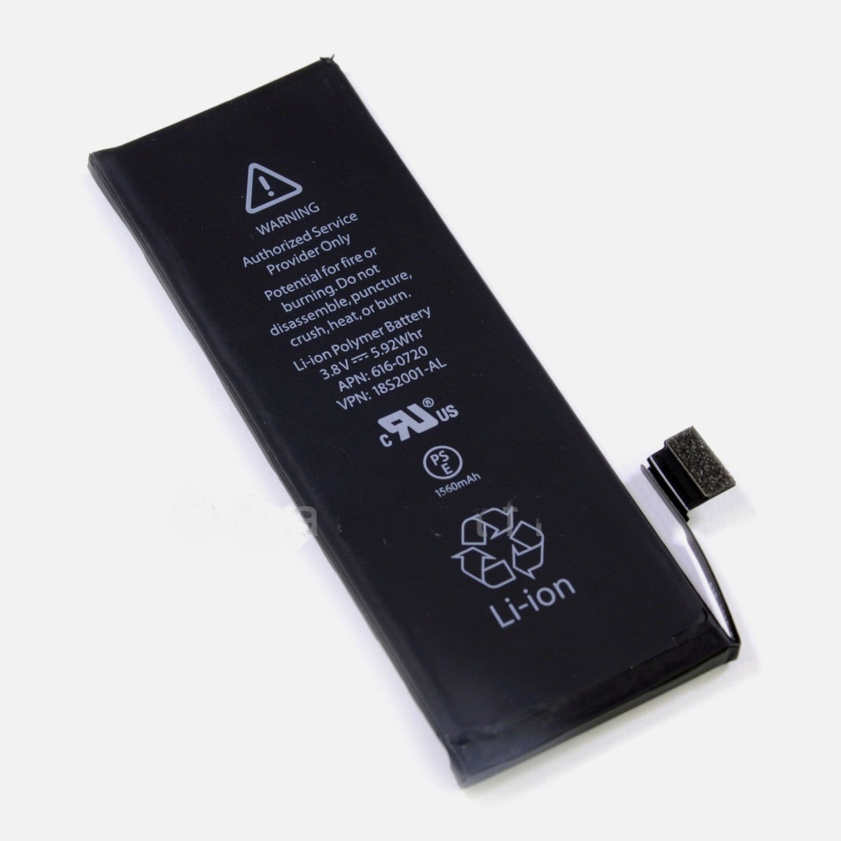 iphone 5s oem replacement battery 616 0721 616 0720 616 0728iphone 5s battery ebay. Black Bedroom Furniture Sets. Home Design Ideas