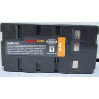 Bateria Pila Powercam Hhr-v40 Para Panasonic Nv-g1 G120 G200