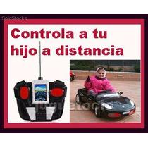 Control Remoto, Mando A Distancia Para Carro, Moto Electrica