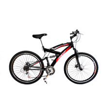 Bicicleta Gw Todoterreno Doble Suspension Shimano Discos