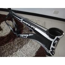 Marco Bicicleta Aluminio Gw Piranha (piraña) Rin 26 Xc O Mtb