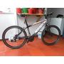Bicicleta Force Aluminio 4 Meses De Uso, Como Nueva.