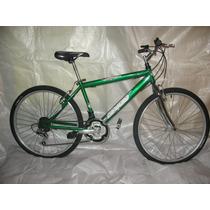 Bicicleta De Montaña En Acero Canguro.