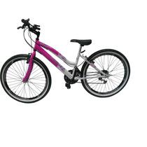 Bicicleta Todoterreno Dama Cambios Rines Manubrios Aluminio