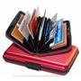 Paga 1 Y Lleva 2!! Billeteras Aluma Wallet Indestructible