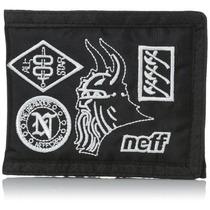 Billetera Neff Warlords Biford Para Hombre