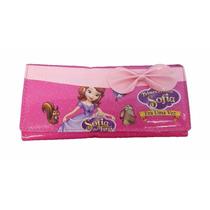 Billetera Para Niña Princesa Sofia