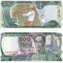 Colombia, 200 Pesos 7 Ago 1975 8 Digitos Bgw340