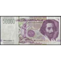 Italia 50.000 Liras 27 May 1992 P116a