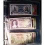 Acetato Para Coleccion De Billetes De 3 Cavidades