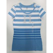 Blusa Camisa Algodon Tommy Hilfiger