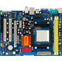 Combo Board Asrock Athon 7750 D 2.7 Ghz 2nucleos P Ram Ddr2