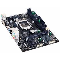 Board Gigabyte Intel H81m- H, Micro Atx 2ddr3, 2 Sata 6gb.