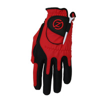 Guante Golf Zero Friction Compression Fit Talla Única Rojo