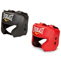 Casco Protector De Cabeza Para Boxeo Y Mma Marca Everlast