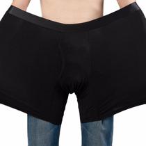Pantaloncillos Bóxer Tallas Grandes Jockey Blanco Negro Azul