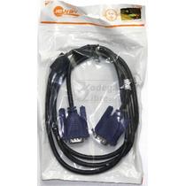 Cable Vga Macho Macho 1.5 Mt Jeway