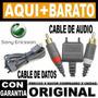 Cable De Audio Sony Ericsson Original
