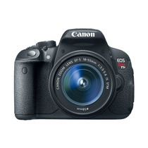 Canon T5i 18mpx Lente 18-55 Stm Lcd Tactil T4i Jirehdigital