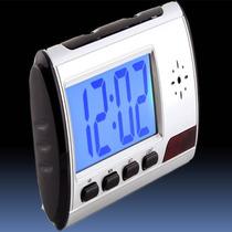 Reloj Despertador Cámara Espía Graba Vídeo Y Foto Oferta