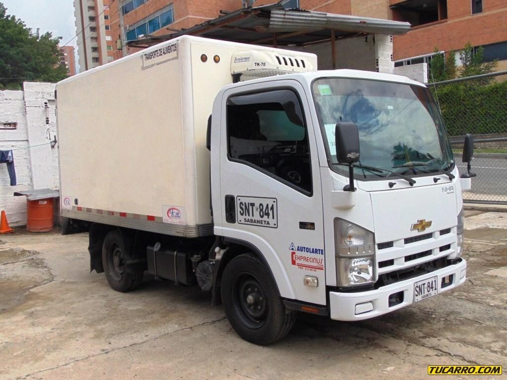 Camiones Furgones - Año 2013 - 180000 km - TuCarro.com
