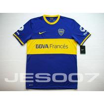 Nueva Camiseta Titular De Boca Juniors 2013/14 - Nike
