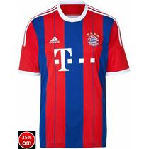 Nueva Camiseta Bayern Munich 2013/2014 Original 40% Dto