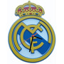 Reloj Pared Real Madrid En Madera Clubes Europeos