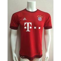 Camiseta Bayer Munich 2015 2016