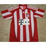 Camiseta Bayern München (local) Temporada 2010/11