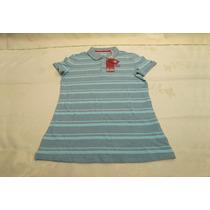Camiseta Tipo Polo Para Mujer Marca Tommy Hilfiger Talla Xl