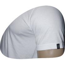 Camiseta Camisa Buzo Blancas Cuello V Hombre Paquete De 3