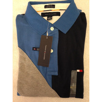 Camiseta Tommy Hilfiger Tipo Polo 100% Original Talla S