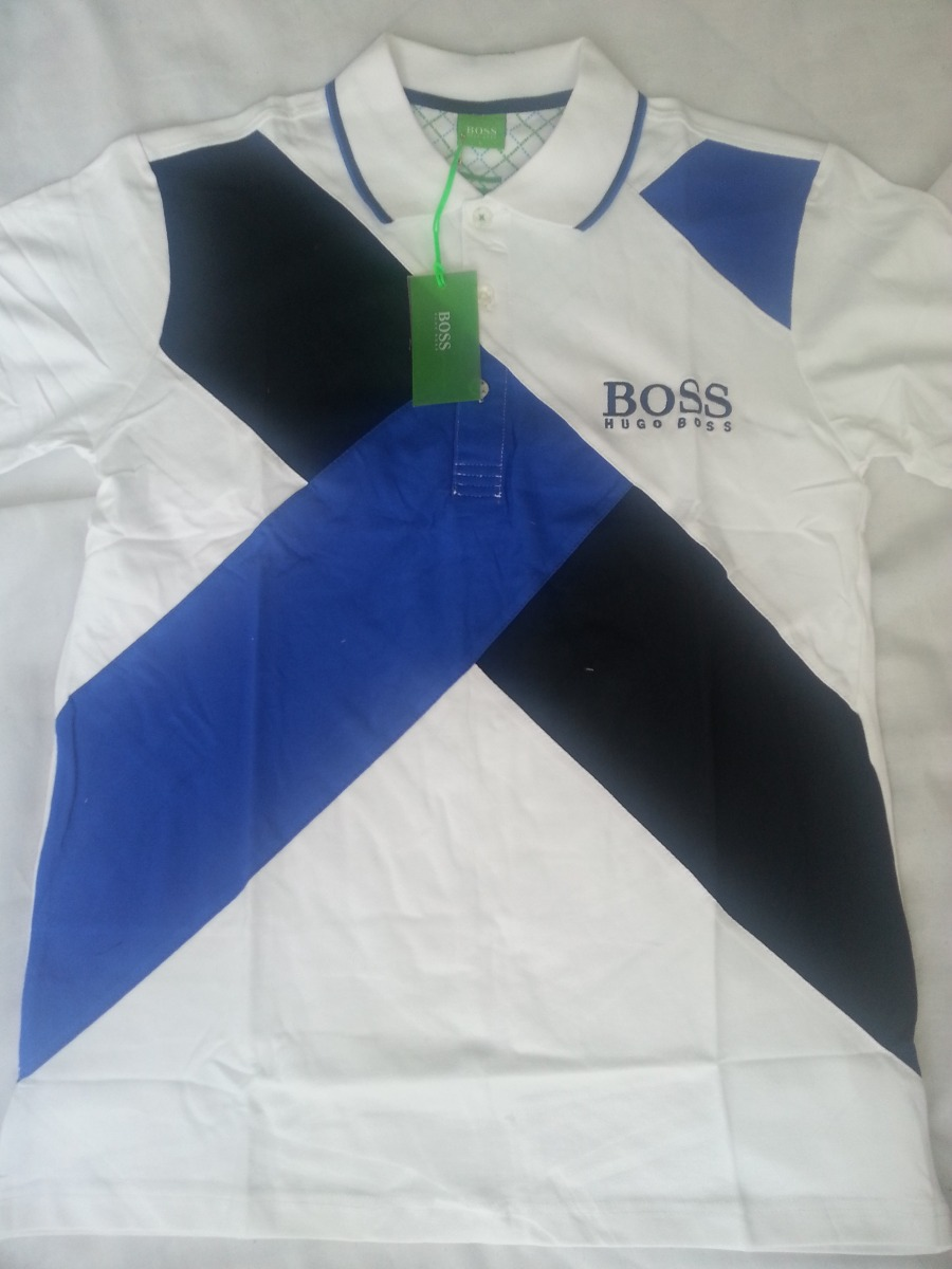 camisetas tipo polo hugo boss originales 1a533b425b3