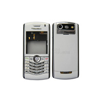 Carcasa Original Blackberry 8120 8110 8100 Negro Blanco