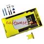 Tapa De Bateria Case Con Cato Yellow Para Nokia Lumia 920