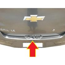 Bocel Protector De Baul - Parachoque Chevrolet Sail