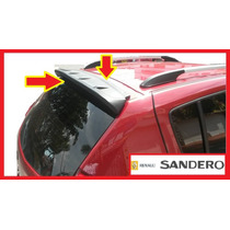 Spoiler Renault Sandero Stepway Dynamique Expression