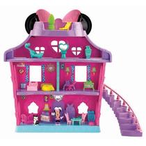 Fisher-price Minnie Mouse - Arco Dulce Hogar Minnie